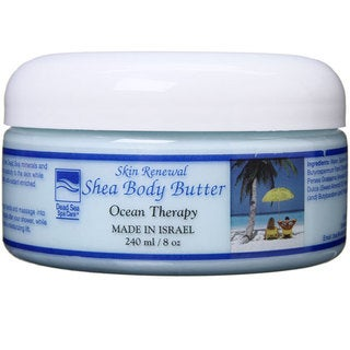 Eight-ounce Shea Body Butter (Pack of 4)