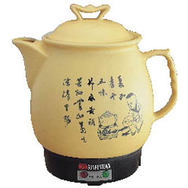 Sunpentown 3.8-Liter Ceramic Herbal Medicine Cooker