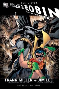 All Star Batman & Robin, The Boy Wonder (Paperback)