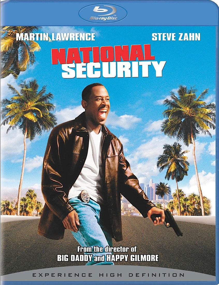 National Security (Blu-ray Disc)