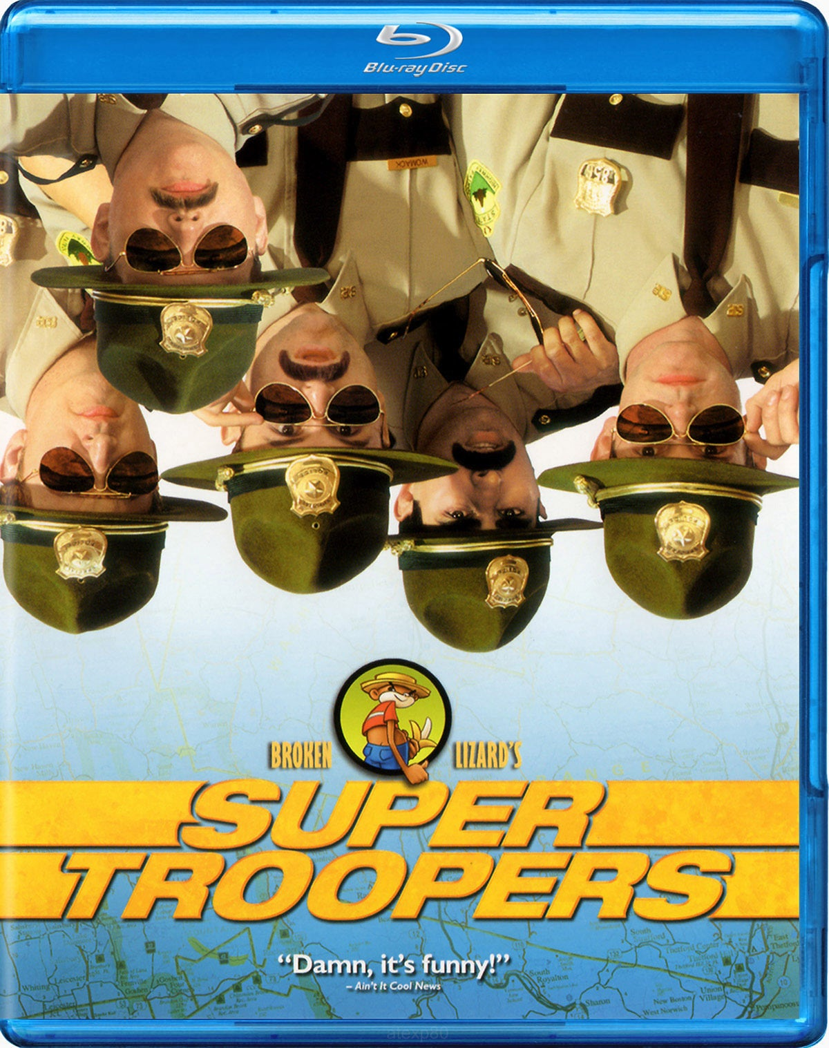 Super Troopers (Blu-ray Disc)