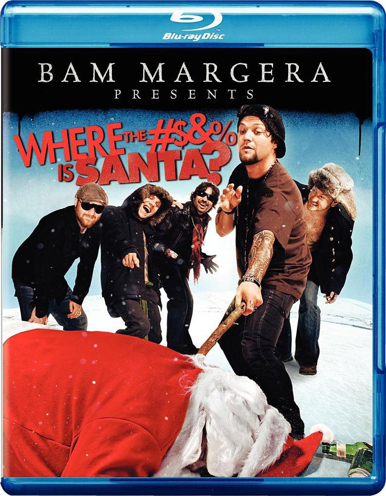 Bam Margera Presents: Where #$& is Santa? (Blu-ray Disc)