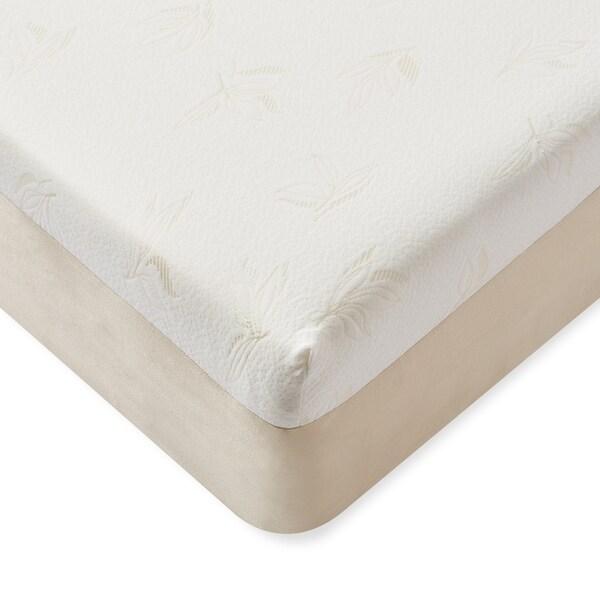 comfort dreams 14inch twinsize memory foam mattress free shipping today