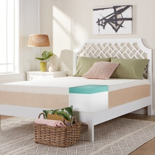 Comfort Dreams Select-A-Firmness 14-inch King-size Memory Foam Mattress (3 options available)