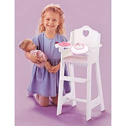 Doll High Chair and Accessory Set|https://ak1.ostkcdn.com/images/products/3437636/3/Doll-High-Chair-and-Accessory-Set-P11514809.jpg?impolicy=medium