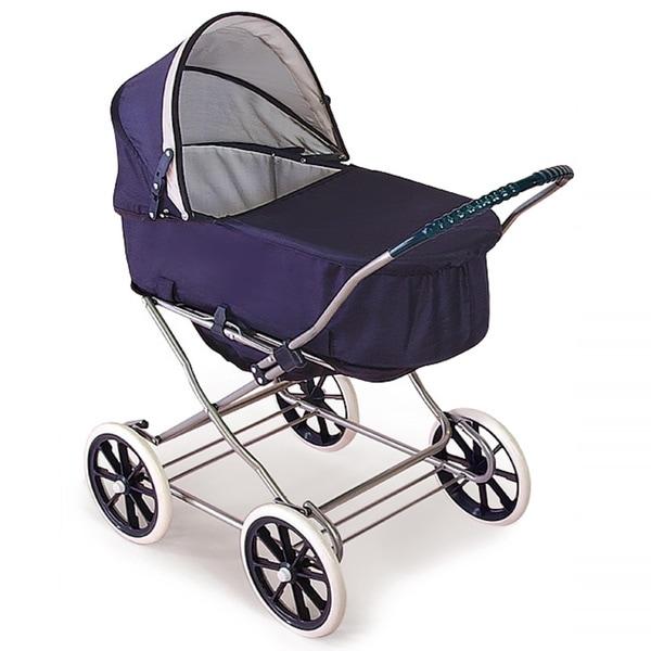 Badger Basket English Style 3-in-1 Doll Stroller