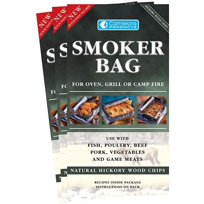 Hickory Smoker Bag (Pack of 3)