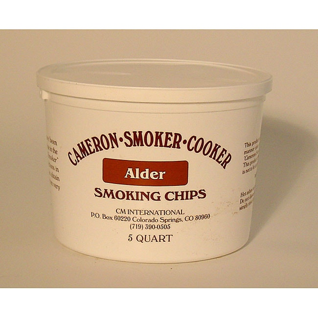 Camerons Five-quart Smoking Woodchips