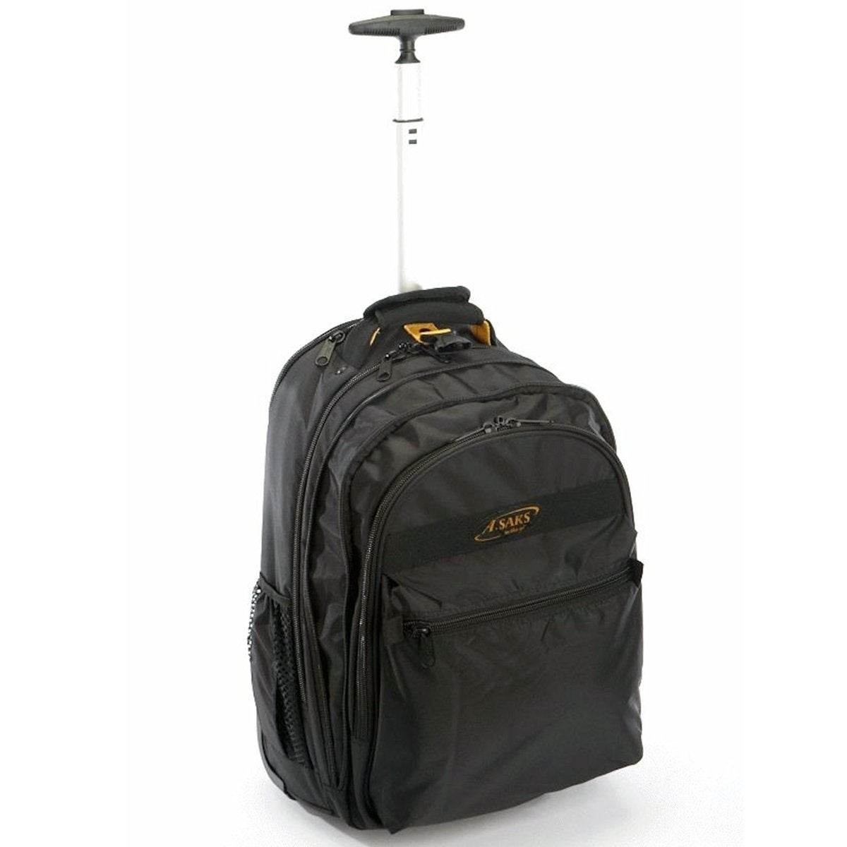 A.Saks A.Saks Expandable Rolling 15.4-inch Laptop Backpac...