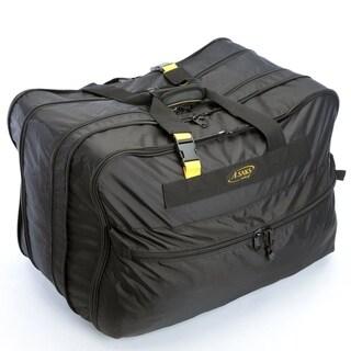 A.Saks 26-inch Lightweight Travel Duffel Bag