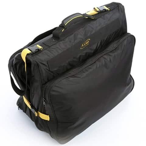 """A. Saks Lightweight Expandable Garment Bag - 48"""" x 24"""" x 4"""""""