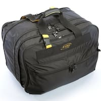 b821555d36cb Shop StanSport Jumbo Black Cargo Bag - Free Shipping On Orders Over ...