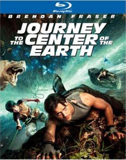 Journey to the Center of the Earth (Blu-ray Disc)