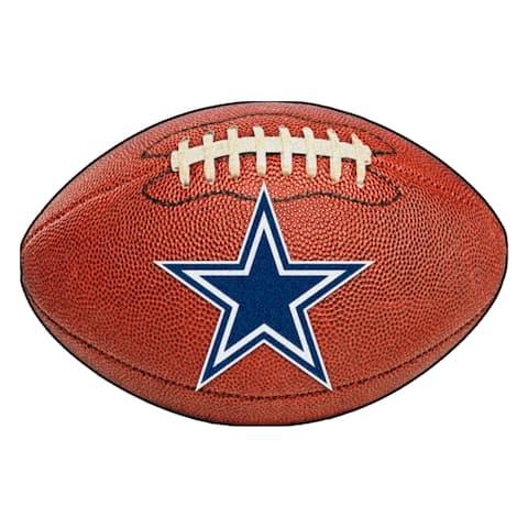 Fanmats Dallas Cowboys 22x35 Football Mat