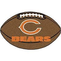 Chicago Bears 22x35 Football Mat
