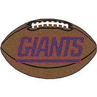 Fanmats NFL New York Giants Football Mat (22 in. x 35 in.)