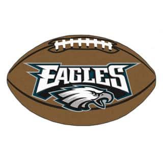 Fanmats NFL Philadelphia Eagles Football Mat (22 in. x 35 in.)|https://ak1.ostkcdn.com/images/products/3442223/Philadelphia-Eagles-Football-Mat-22-in.-x-35-in.-P11518545L.jpg?impolicy=medium