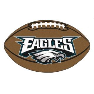 Fanmats NFL Philadelphia Eagles Football Mat (22 in. x 35 in.)