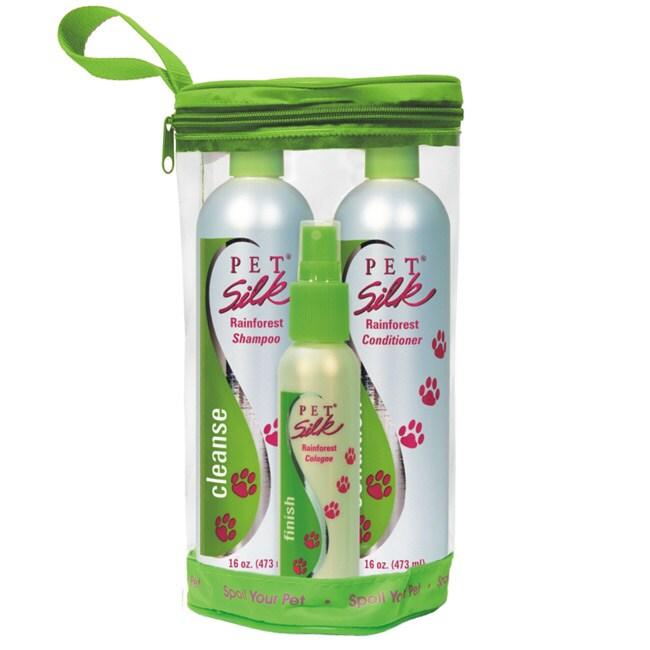 Pet Silk Rainforest Trio Kit