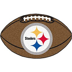 pittsburgh steelers rugs & area rugs for less | overstock