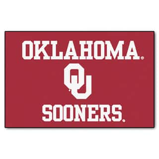 Fanmats NCAA University of Oklahoma Starter Mat (20 in. x 30 in.)|https://ak1.ostkcdn.com/images/products/3442240/University-of-Oklahoma-Starter-Mat-20-in.-x-30-in.-P11518554L.jpg?impolicy=medium
