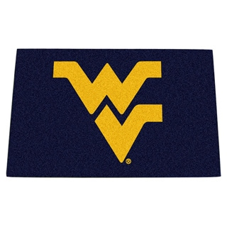 Fanmats NCAA West Virginia University Starter Mat (20 in. x 30 in.)