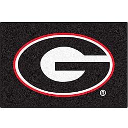 Fanmats NCAA University of Georgia Starter Mat (20 in. x 30 in.)