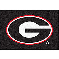Fanmats NCAA University of Georgia Starter Mat (20 in. x 30 in.)
