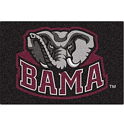 Fanmats NCAA University of Alabama Starter Mat