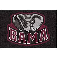 Fanmats NCAA University of Alabama Starter Mat
