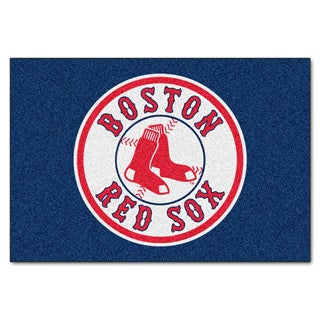 Boston Red Sox 20x30 Inch Starter Mat
