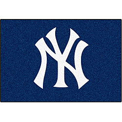 Fanmats MLB New York Yankees 20x30-inch Starter Mat