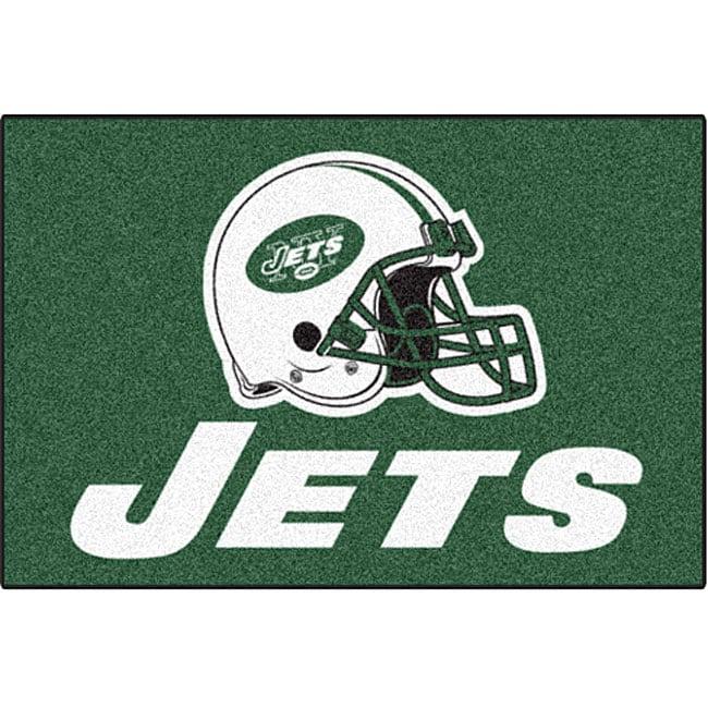 Fanmats NFL New York Jets 20x30-inch Starter Mat