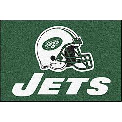 Fanmats NFL New York Jets 20x30-inch Starter Mat|https://ak1.ostkcdn.com/images/products/3442281/3/New-York-Jets-20x30-inch-Starter-Mat-P11518584.jpg?impolicy=medium