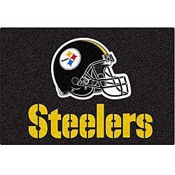 Fanmats NFL Pittsburgh Steelers 20x30-inch Starter Mat