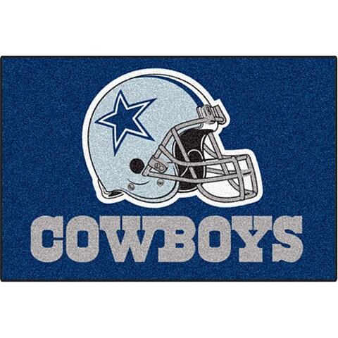 Dallas Cowboys 20x30-inch Starter Mat