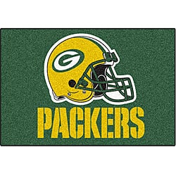 Fanmats Green Bay Packers 20x30-inch Starter Mat