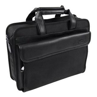 Bond Street Ballistic Nylon Computer Briefcase