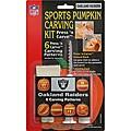 Oakland Raiders Pumpkin Carving Kit