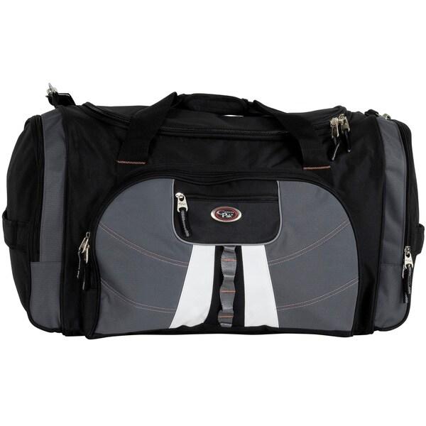 CalPak Hollywood Solid 27-inch Lightweight Polyester Unisex Duffel Bag