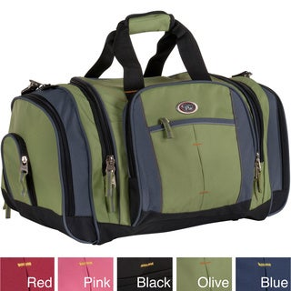 CalPak Silver Lake Solid 22-inch Carry-on Duffel Bag