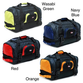 CalPak 30-inch Proxy Multi-pocket Unisex Convertible Duffel Bag