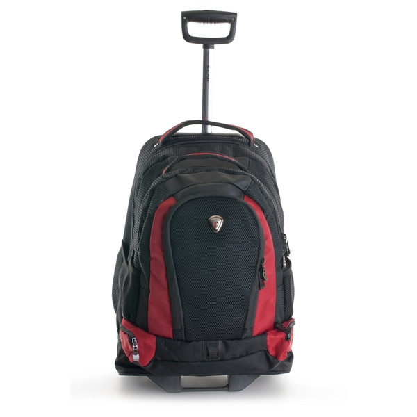 CalPak Diplomat 21-inch Rolling Backpack - Free Shipping Today ...