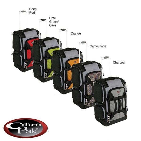 CalPak Orion Unisex 26-inch Rolling Upright Lightweight Duffel Bag