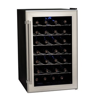 Koldfront Platinum 28-bottle Wine Fridge Sold by Living Direct