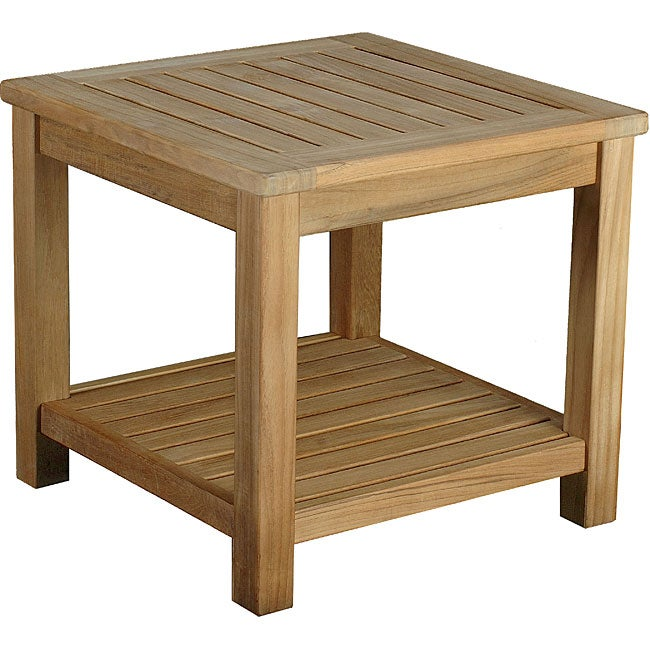 Bristol Teak Side Table