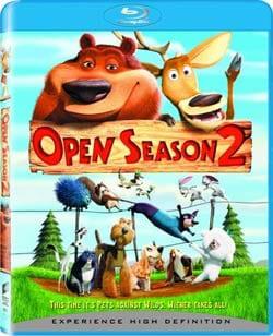 Open Season 2 (Blu-ray Disc)