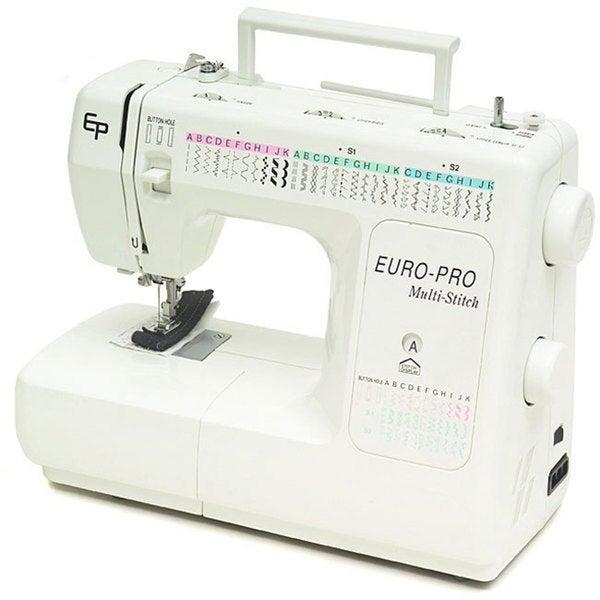 Euro Pro Multi Stitch Sewing Machine Free Shipping Today