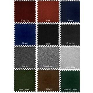 SoftCarpets Padded Carpet Flooring Panel (4' x 6')