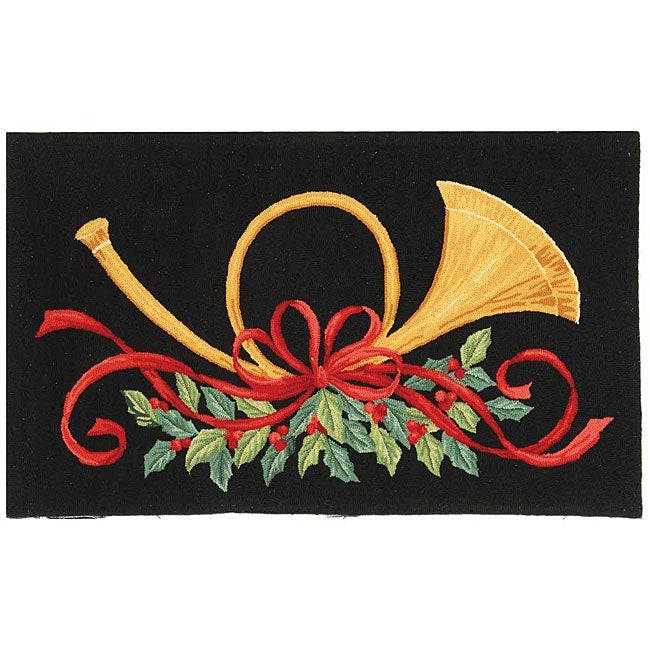 Safavieh Handmade Holiday Season Wool Rug (3' x 5')